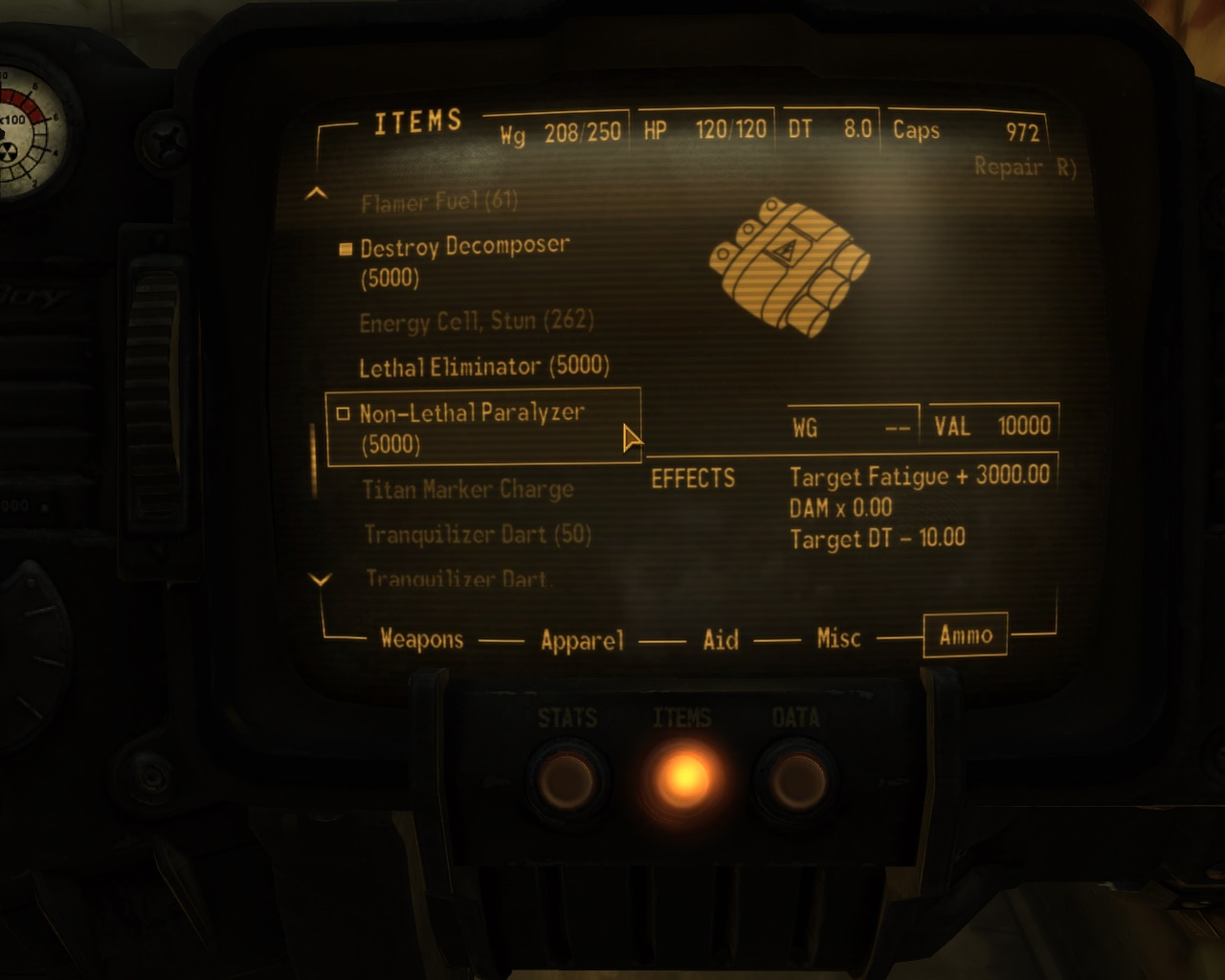 Psycho Pass Dominator At Fallout New Vegas Mods And Community