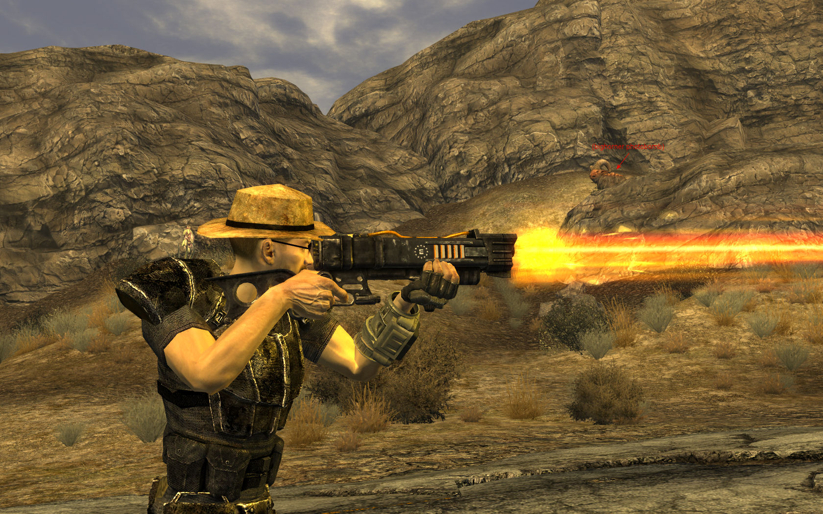 Image 2 - New Vegas Weapons (Fallout 4 Edition) mod for