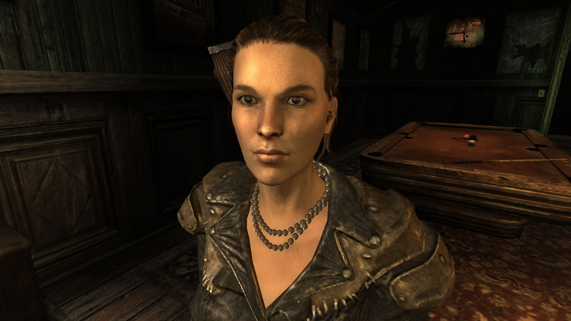 how to change you face in fallout new vegas