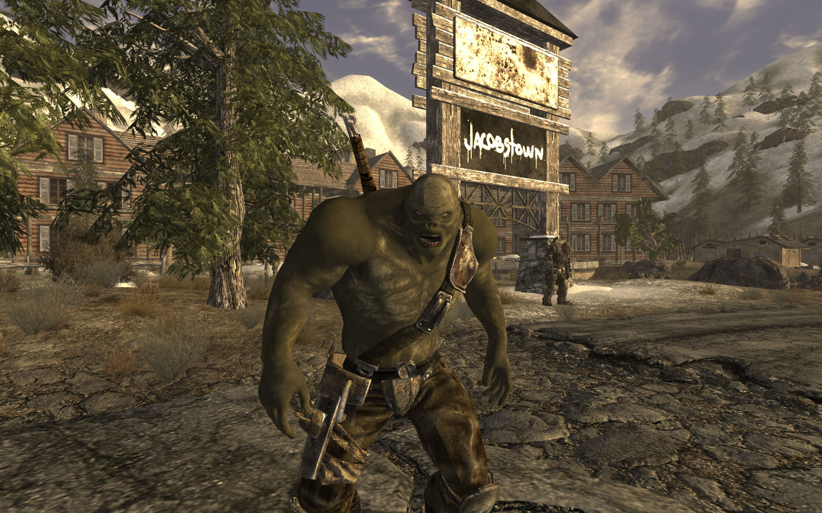 Super Mutant Overlords Nv At Fallout New Vegas Mods And Community