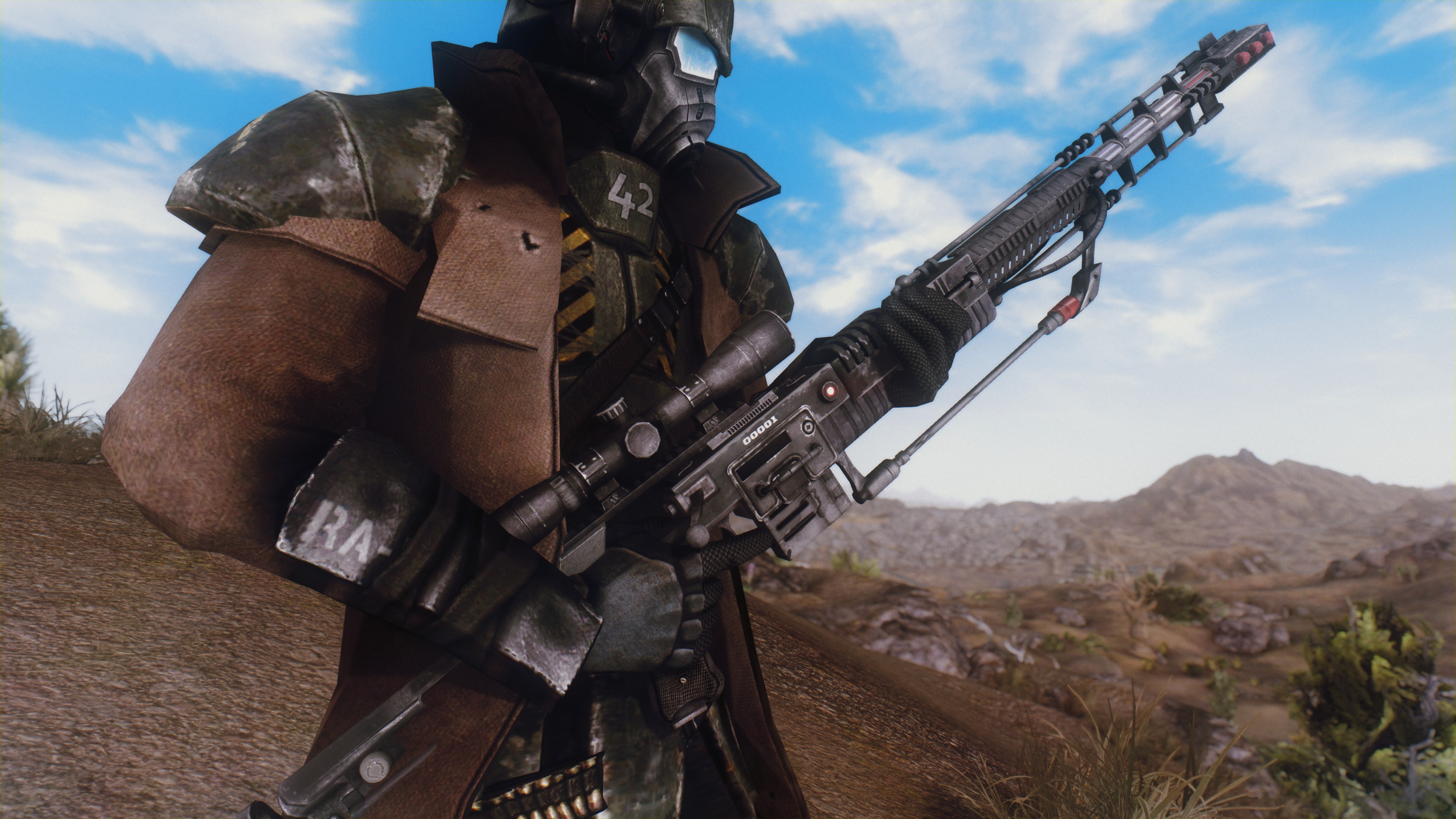 Chinese - Weapon Mods Expanded at Fallout New Vegas - mods
