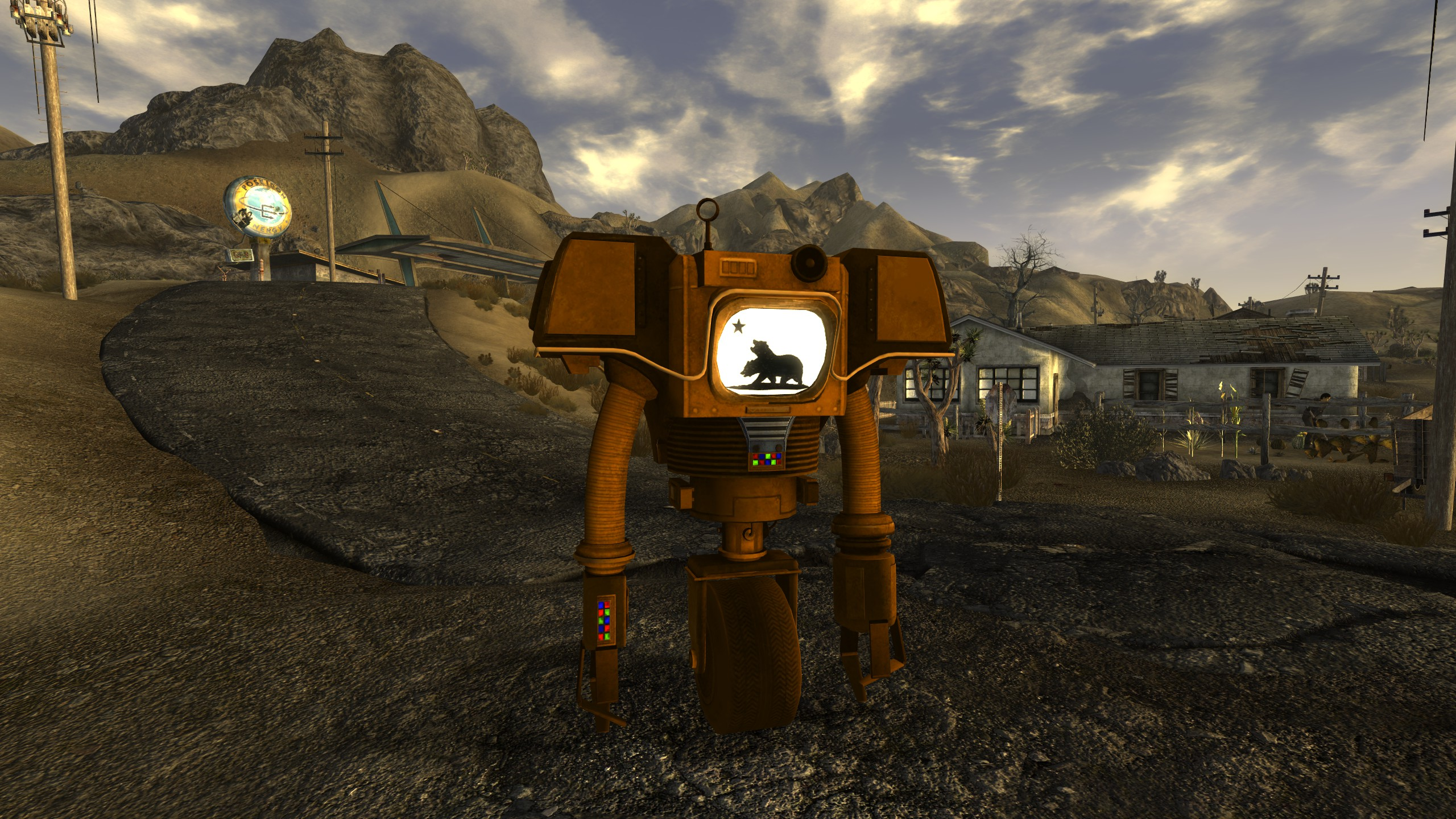 Simple Follower at Fallout New Vegas - mods and community