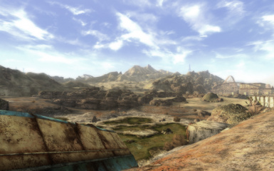 FNV Shaders V9 - Epic Vista