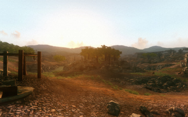 Enhanced Shaders Classic - ENB