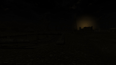 Night in the Mojave