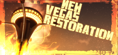 New Vegas Restoration - NVR