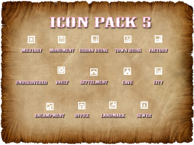 Icon Pack 5