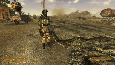 Coming Soon-Enclave PMC with Bloused Boots