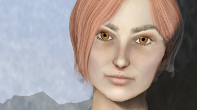 Skin by Nuska and Brows by Drumber