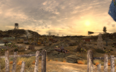 Out into the Wasteland
