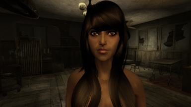 Eve Cute Girl Preset and Companion Replacer