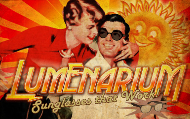 LUMENARIUM - Sunglasses That Work
