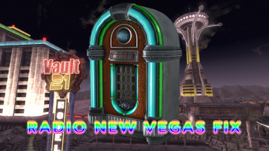 Radio New Vegas Fix