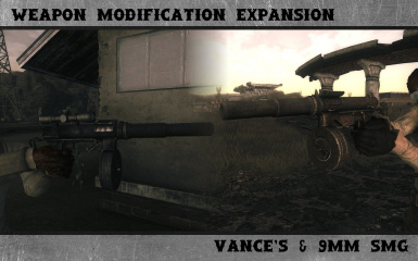 WME - Weapon Mod Expansion