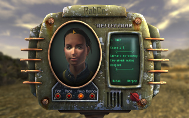Fallout new vegas celebrity character creation