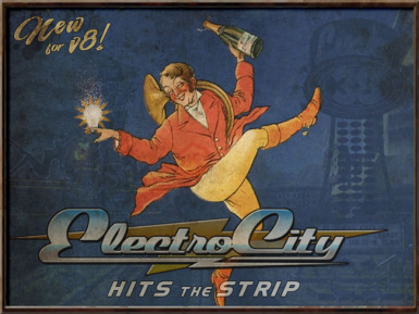 ELECTRO CITY hits the Strip
