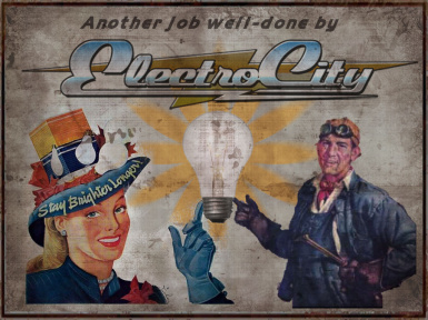 ELECTRO-CITY - Another job well done
