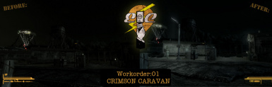 Completed WORKORDER - Crimson Caravan