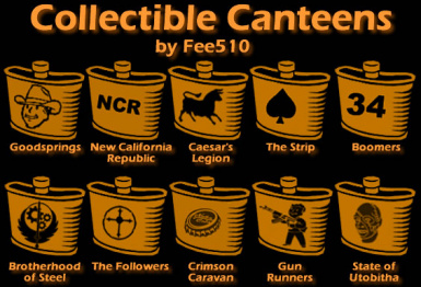 New Canteen Icons