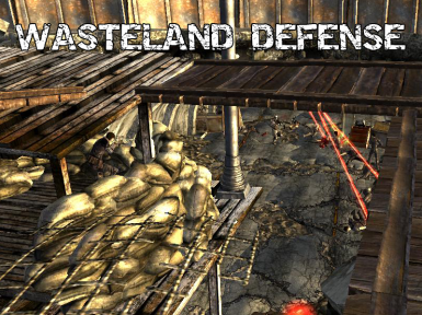 Wasteland Defense