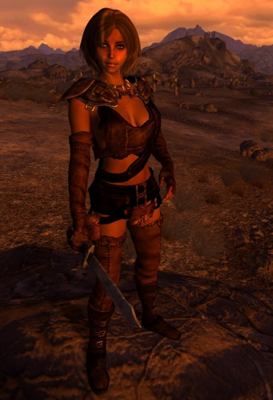 NVTribal Armor for Type 3  and Breeze