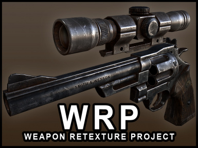Weapon Retexture Project - WRP