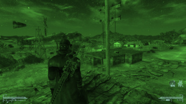 Advanced Recon Thermal Nightvision