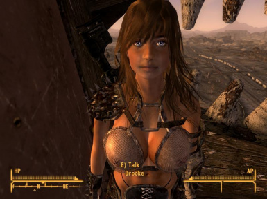 Fallout nv replacer huge tits