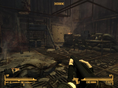 A World Of Pain at Fallout New Vegas - mods and community