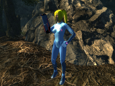 Mantis Zero Suit Samus and More - Type 3 for NV
