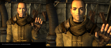 NCR waving man