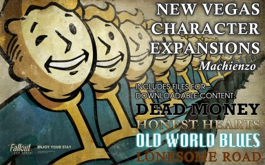NVCE - New Vegas Character Expansions