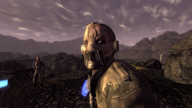 DLC03 - Lobotomite with Mask