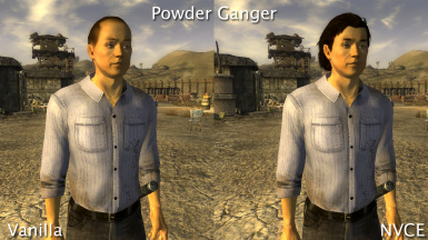 NVCE - New Vegas Character Expansions at Fallout New Vegas