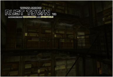 Rust Town at Fallout New Vegas - mods and community