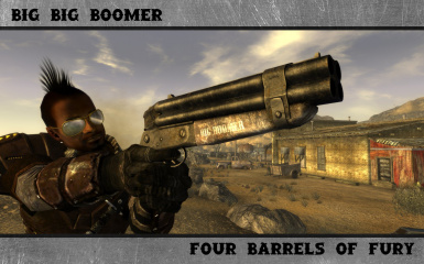 Big Big Boomer At Fallout New Vegas Mods And Community