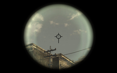 Maria scope reticle