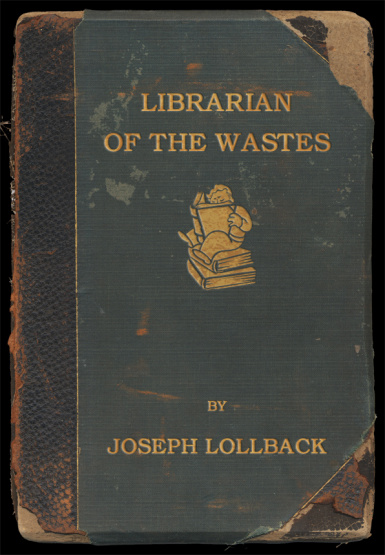 Librarian Of The Wastes