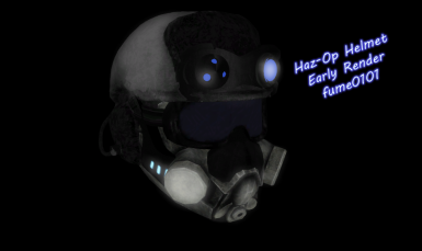 Haz-Op Early Render