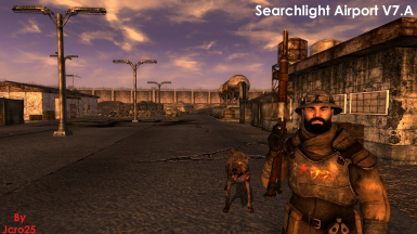 Searchlight Airport NCR or Legion