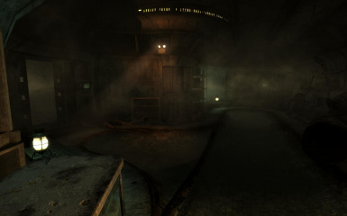 Searchlight Airport Sewers