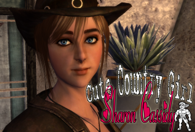 Type 3 Cute Country Girl Cass and Presets