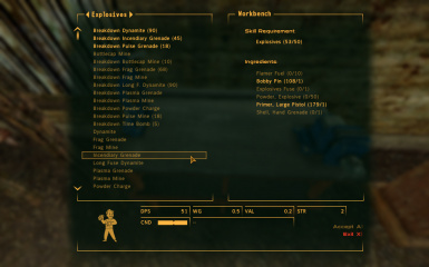 Ammo Crafting Schematics at Fallout New Vegas - mods and community on
