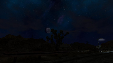 Vurts Dramatic Night Skies