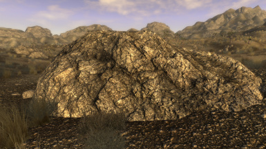 RCAC with parallax mapping