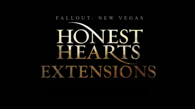 Honest Hearts Extensions At Fallout New Vegas Mods And Community