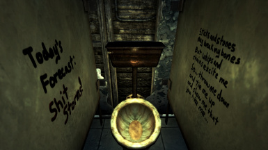 Laurens Bathroom Poetry At Fallout New Vegas Mods And
