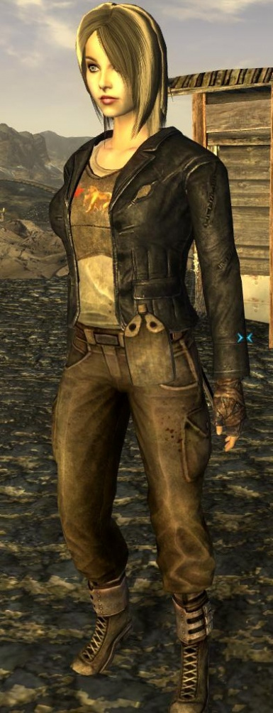 NCR Freelancer Armor for Type 3 and Breeze
