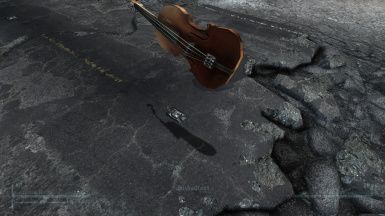 Forcing FNV Shadows - Violin Shadow