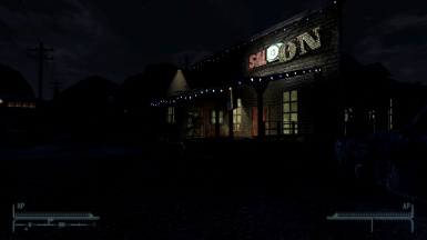 v4 - Saloon By Night